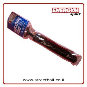 משאבת כדורסל ידנית קטנה – Small Basketball Pump